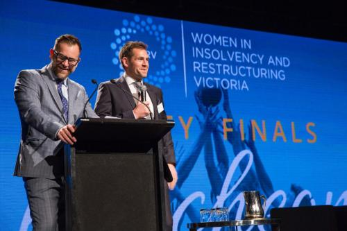 Jam on Your Collar - WIRV Grand Final Lunch 2017 -0147