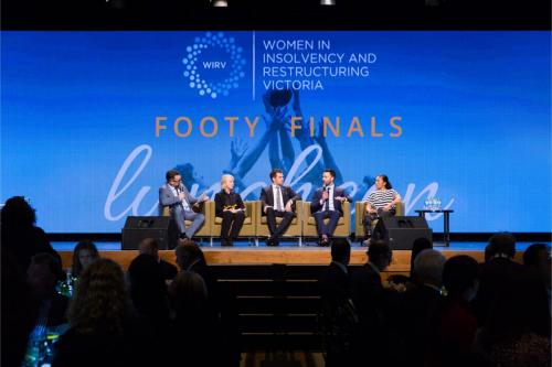 Jam on Your Collar - WIRV Grand Final Lunch 2017 -0167