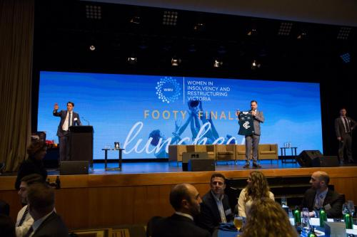 Jam on Your Collar - WIRV Grand Final Lunch 2017 -0212