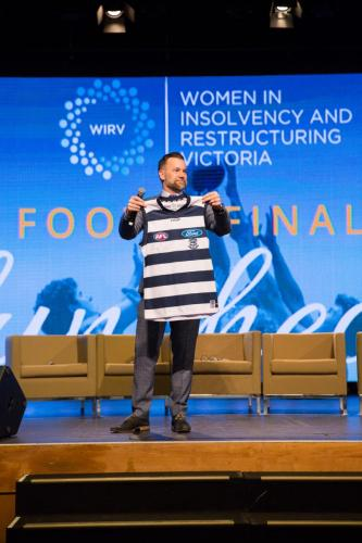 Jam on Your Collar - WIRV Grand Final Lunch 2017 -0216