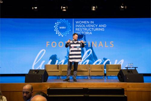 Jam on Your Collar - WIRV Grand Final Lunch 2017 -0217