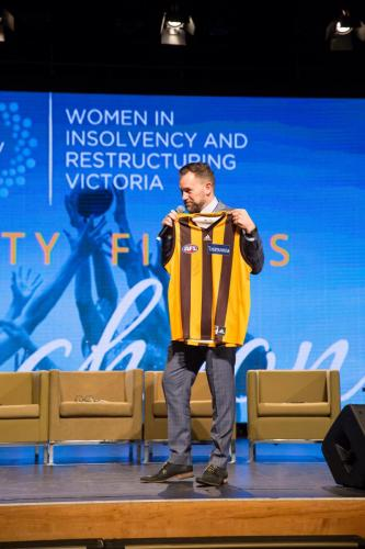 Jam on Your Collar - WIRV Grand Final Lunch 2017 -0223