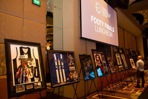 Jam on Your Collar - WIRV AFL Grand Final Lunch - 2018 - Crown Palladium - 009