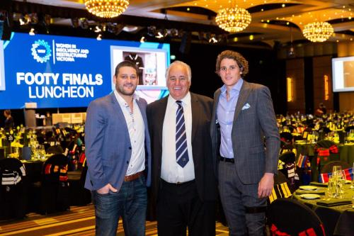 Jam on Your Collar - WIRV AFL Grand Final Lunch - 2018 - Crown Palladium - 031