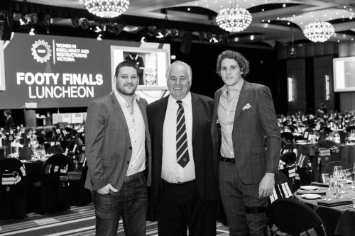 Jam on Your Collar - WIRV AFL Grand Final Lunch - 2018 - Crown Palladium - 032