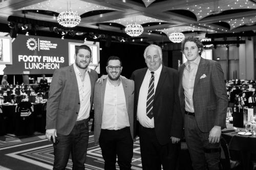Jam on Your Collar - WIRV AFL Grand Final Lunch - 2018 - Crown Palladium - 034