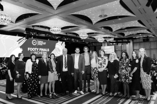 Jam on Your Collar - WIRV AFL Grand Final Lunch - 2018 - Crown Palladium - 042