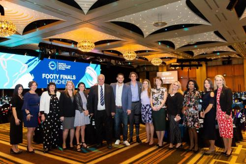 Jam on Your Collar - WIRV AFL Grand Final Lunch - 2018 - Crown Palladium - 043