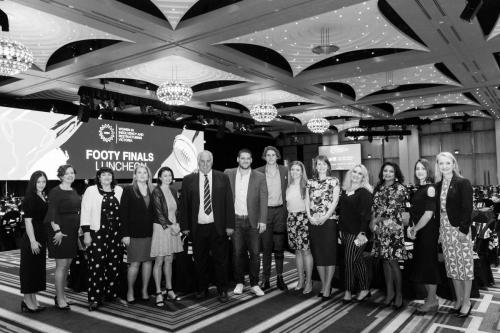 Jam on Your Collar - WIRV AFL Grand Final Lunch - 2018 - Crown Palladium - 044