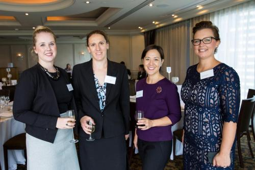Jam on Your Collar - WIRV - IWD Lunch 2018 -004
