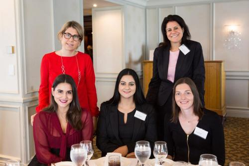 Jam on Your Collar - WIRV - IWD Lunch 2018 -010