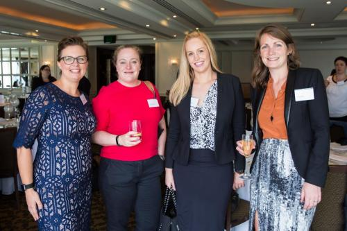 Jam on Your Collar - WIRV - IWD Lunch 2018 -014