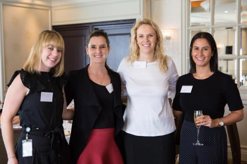 Jam on Your Collar - WIRV - IWD Lunch 2018 -016