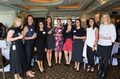 Jam on Your Collar - WIRV - IWD Lunch 2018 -028