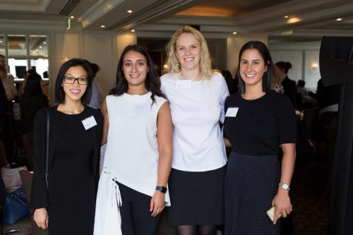 Jam on Your Collar - WIRV - IWD Lunch 2018 -029