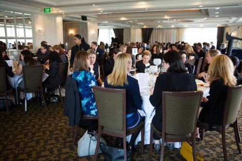Jam on Your Collar - WIRV - IWD Lunch 2018 -043