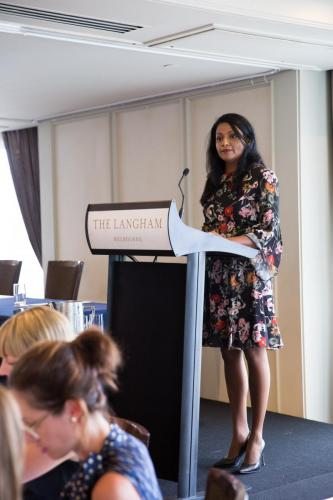 Jam on Your Collar - WIRV - IWD Lunch 2018 -047