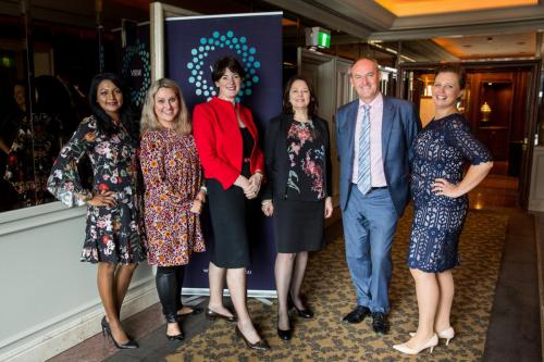 Jam on Your Collar - WIRV - IWD Lunch 2018 -082